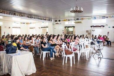 SMECT realiza Formação Pedagógica dos professores da Rede Municipal de Ensino.