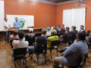 Campeonato Municipal de Futsal Adulto – Cidade e Interior.