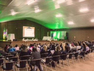 Secretaria Municipal de Saúde promoveu Workshop com renomado palestrante Clóvis Lumertz.