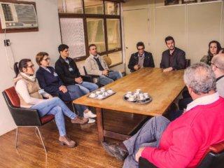 Administração Municipal e Secretaria Municipal de Saúde selam nova parceria com o HSSND e aumento de 50% no investimento para a prestação de serviços na área da saúde no município.
