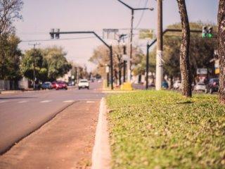 Administração Municipal trabalha em projeto para criar 5,2km de CICLOFAIXA na cidade.