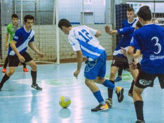 Espumoso sediou a Etapa Regional do Futsal – JERGS.