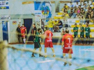 Futsal do Interior conhece os quatro melhores da competição!