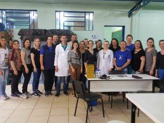 SAÚDE – SMS promove diversas ações em comemoração ao Dia da Cidadania na comunidade do Depósito.