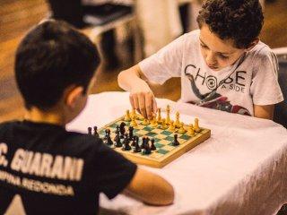 1º Campeonato Municipal de Xadrez.