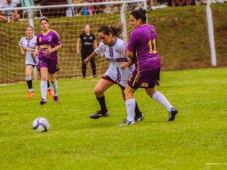 ESPORTE – 1ª rodada do Campeonato Municipal de Futebol Sete Feminino