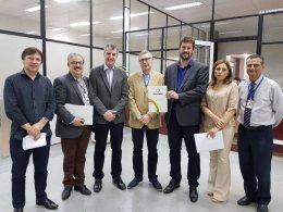 PORTO ALEGRE – Prefeito Fontana cumpre agenda com Secretário Estadual da Educação.