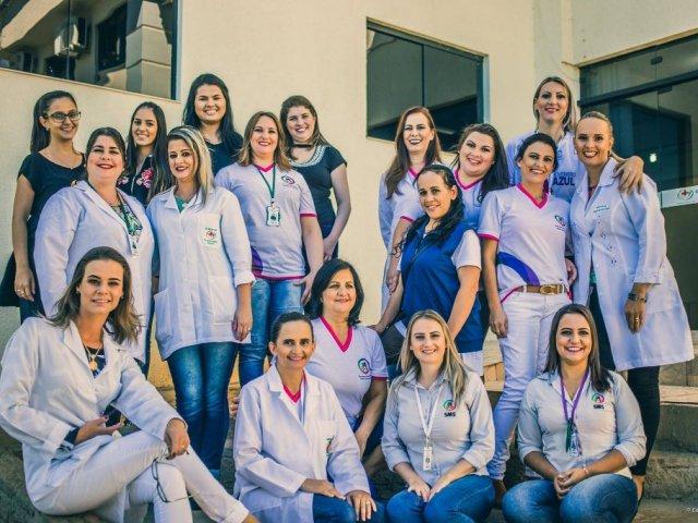 Secretaria Municipal de Saúde de Espumoso promoveu ações de empoderamento feminino no Dia da Mulher.
