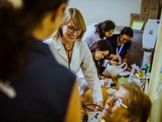 Secretaria Municipal da Saúde de Espumoso com o projeto Espumoso é Vida