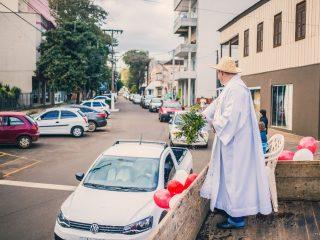 Tradicional Bênção de São Cristóvão e Festa do Colono e Motorista