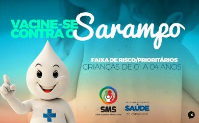 SAÚDE   SMS esclarece alguns Mitos e Verdades sobre novo surto de Sarampo na região norte do país.