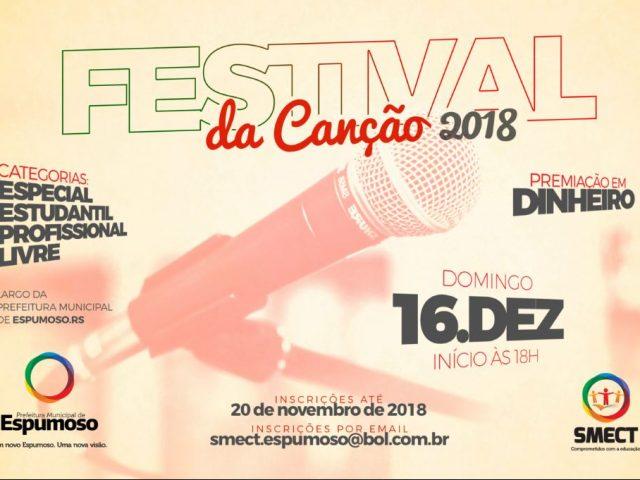 Festival da Canção 2018 – Regulamento