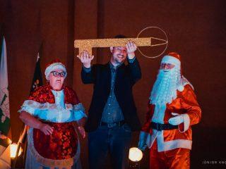 Encerrado o Natal Esperança 2018