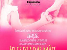 Administração Municipal de Espumoso parabeniza todas as Mães pela passagem do seu dia.
