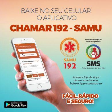 SAÚDE | Agora você pode acionar o SAMU através do celular:
