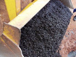 Asfalto | Administração Municipal inicia produção própria de Asfalto.