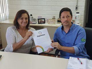 GERAÇÃO E RENDA I Espumoso busca ampliação da parceria de cursos com o IFRS