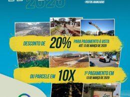 IPTU   Contribua com o desenvolvimento de Espumoso
