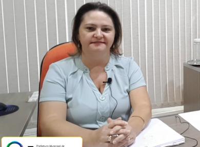 EDUCAÇÃO I Secretária Simonara trás detalhes sobre a suspensão das aulas da rede municipal de ensino