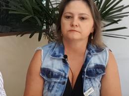 EDUCAÇÃO I Secretária de Educação Simonara Copini Pastório fala do processo seletivo na área
