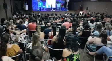 EDUCAÇÃO I Espumoso sediou grande evento de capacitação dos professores