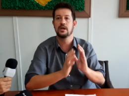 ADMINISTRAÇÃO I Prefeito Douglas Fontana faz decreto para prevenção do coronavírus