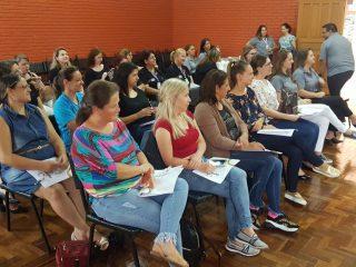 Aconteceu em Espumoso o encontro regional do Programa PIM Criança Feliz