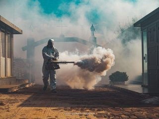 SAÚDE I Iniciada dedetização para prevenção do mosquito da dengue em Espumoso