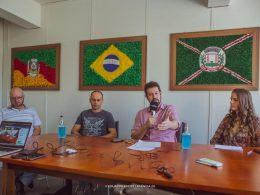 ADMINISTRAÇÃO I Prefeito Douglas Fontana anunciou como será o retorno do comércio