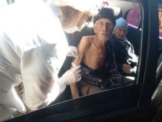 SAÚDE I Comunidades distantes do interior receberam equipe de vacinação contra gripe