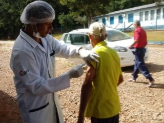 SAÚDE I Vacinação para a gripe reinicia nesta quinta-feira (09)