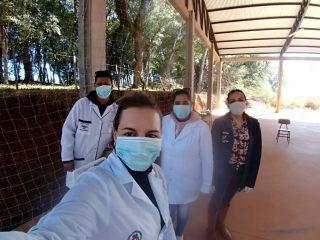 SAÚDE I Realizado mais um salvamento pela equipe do ESF Luis Drum do Depósito