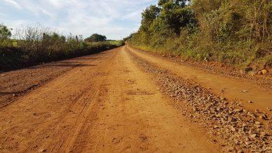 TRANSPORTES I Estradas do interior tem investimento de mais de 22 milhões em três anos e meio
