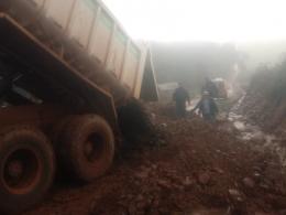 ADMINISTRAÇÃO I Trabalho é intenso na recuperação dos estragos causados pelas chuvas no interior