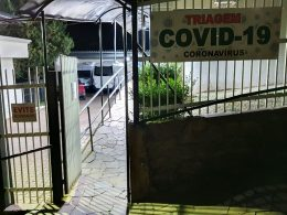 CORONAVÍRUS I Criado turno estendido para atendimento na ala COVID do Posto de Saúde Central