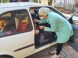 Coronavírus I Vacinação contra COVID-19 tem novas etapas em Espumoso