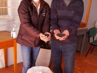 Assistência Social I Na última semana a Secretaria Municipal de Assistência Social e Habitação de Espumoso recebeu a doação de 50 kg de farinha