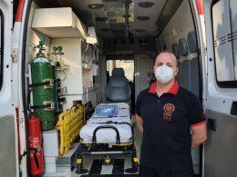 SAÚDE I Já foram mais de 100 pessoas salvas pela Ambulância UTI de Espumoso