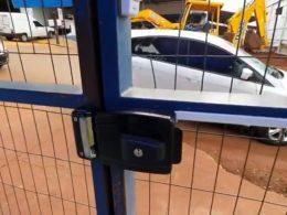 Escolas municipais recebem fechaduras eletrônicas