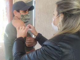 Covid-19: Última semana para tomar primeira dose da vacina