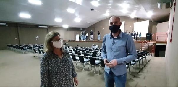Coral Municipal Professora Ondina Landim Cardoso retorna as atividades