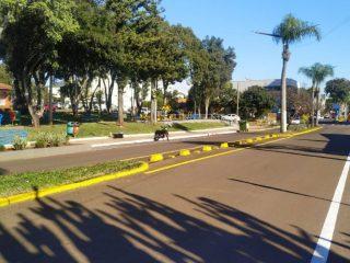 Avenida Duque de Caxias é revitalizada