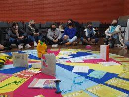Secretaria de Educação promove formação para professores da pré- escola.