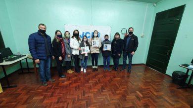 Alunos da Rede Municipal de Ensino vencem concurso da JCI