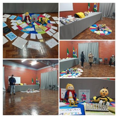 SMECT promove formação para professores das Escolas Municipais de Educação Infantil